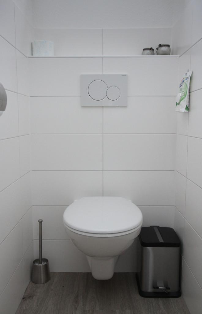 free pennekamp with toilet betegelen tot plafond